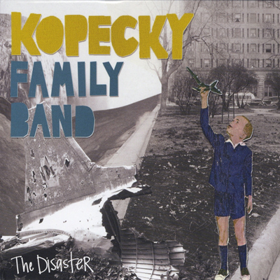 kopecky family band #15 Cougar Microbes Top Albums Of 2010: Kopecky Family Band – The Disaster