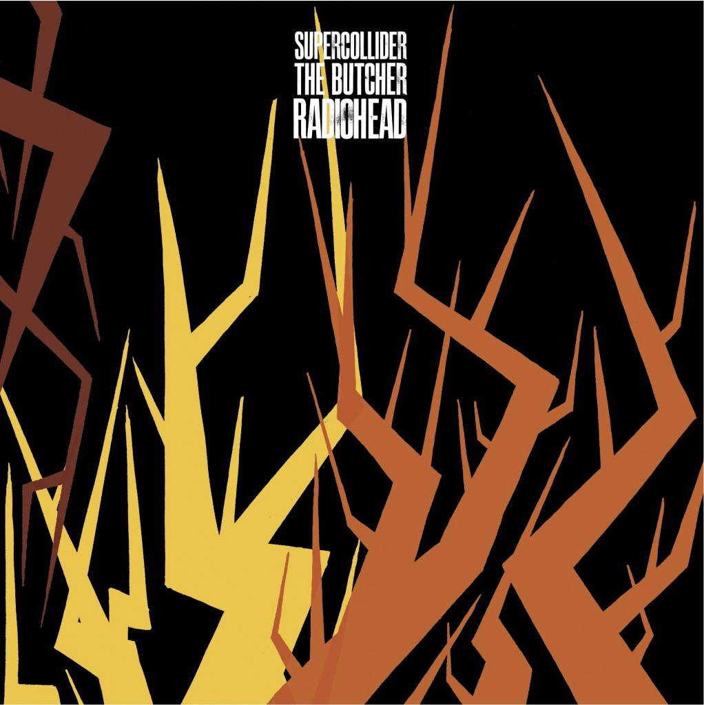 Supercollider TheButcher 1022x1024 Radiohead/ The Strokes classic album debate