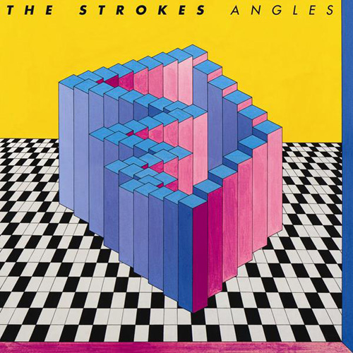 The Strokes Angles The Strokes Angles reviewed