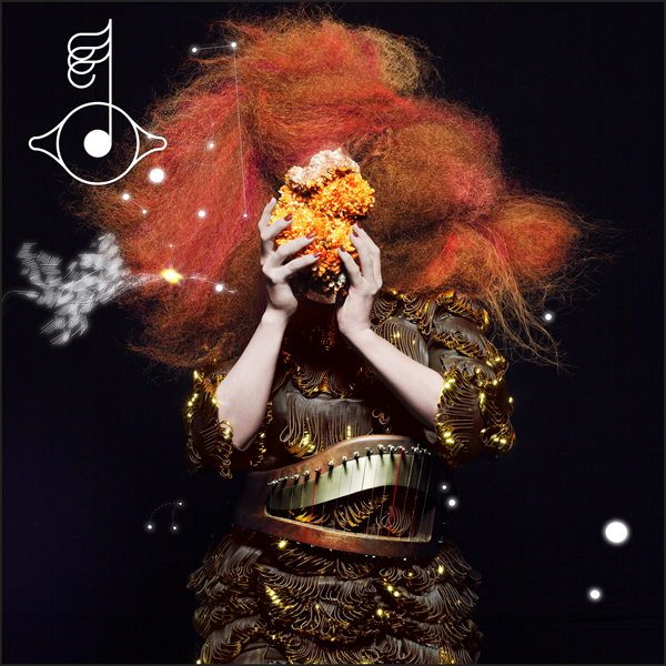Bjork Crystalline Björk releases first glimpse of Michel Gondry/Apple Collaboration project Biophilia