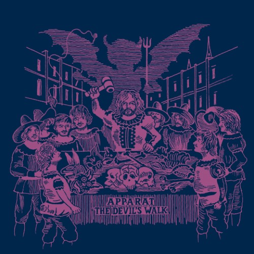 Apparatthedevilswalk Cougar Microbes Top Albums of 2011: Apparat   The Devils Walk