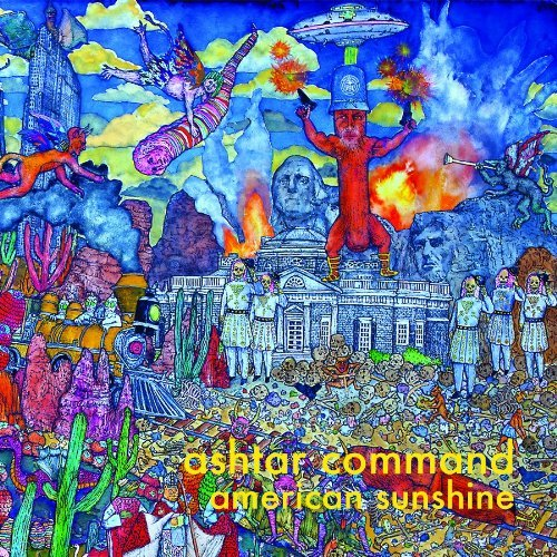 Ashtar Command American Sunshine Cougar Microbes Top Albums of 2011