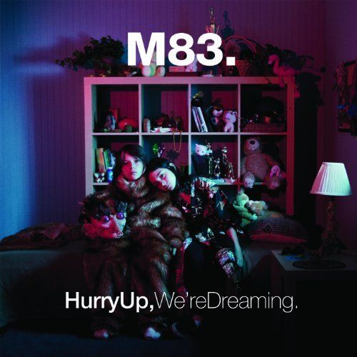 M83 Hurry Up Were Dreaming Cougar Microbes Writer Picks 2011: Thoms Top 10