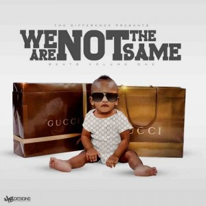 The Difference We Are Not The Same Beats Vol 1 front large 300x300 Cougar Microbes Writers Picks 2011: Kyles Top 10