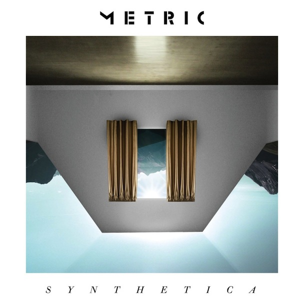 metric synthetica Metric release new album Synthetica