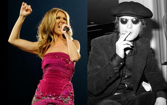 CelineDion JohnLennon When Good Music Is Bad Business