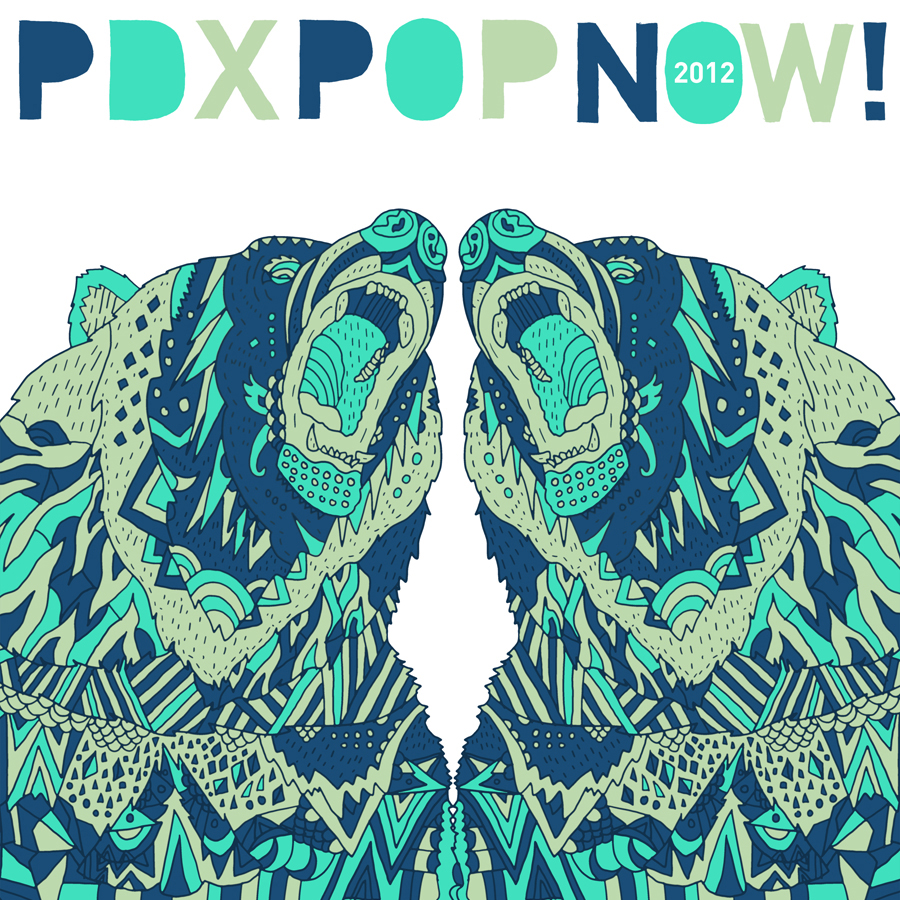 PDX Pop Now! yearly compilation & festival