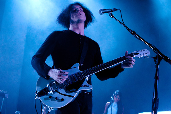 Jack White Live at 02 Academy, Brixton
