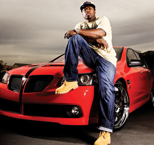Hip Hop shows love for cars