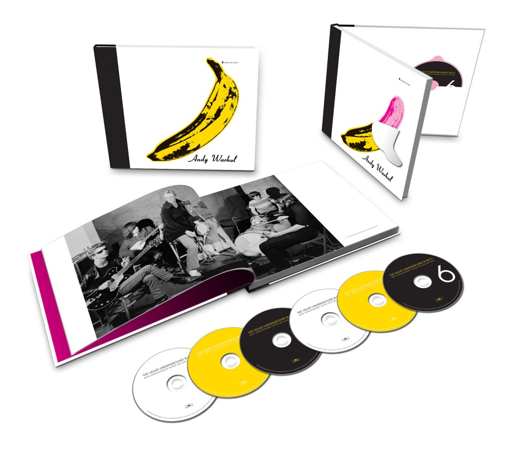 VUNico 45th SD ProductShot3 1024x900 The Velvet Underground & Nico celebrates its 45th Anniversary