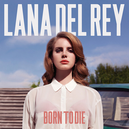 lana Del Rey Born To Die Cougar Microbes Top Albums of 2012: Lana Del Rey   Born To Die