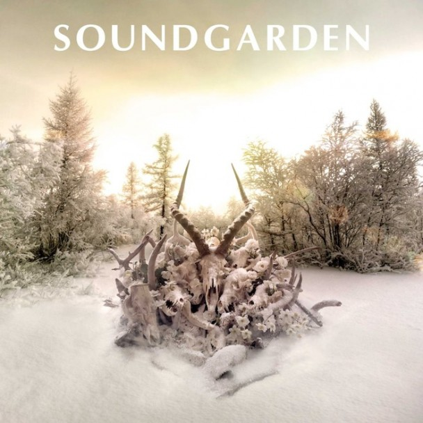 Soundgarden King Animal Cougar Microbes Writer Picks 2012: Mario