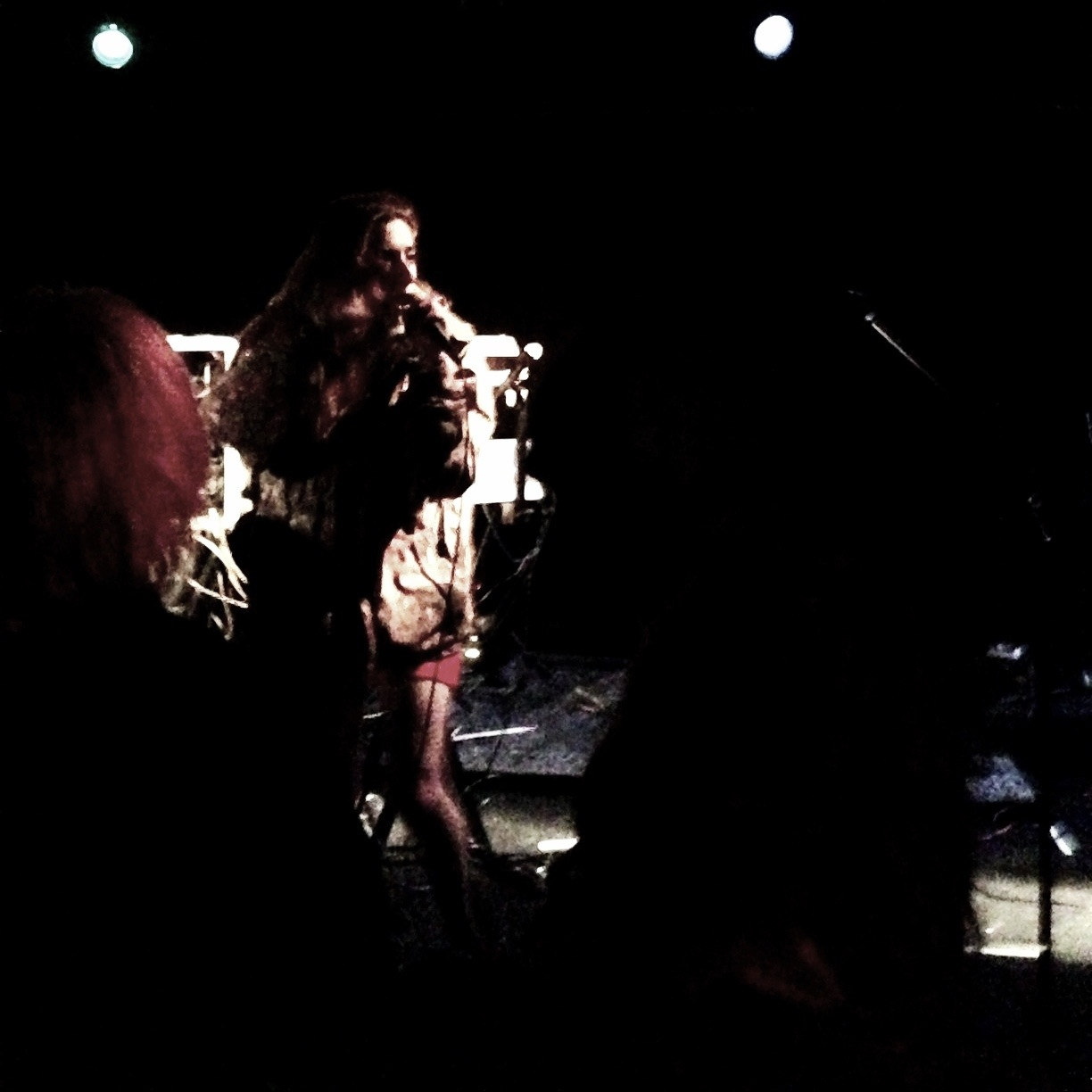 20130424 174129 Tearist live @ Lyric Theater, Hollywood