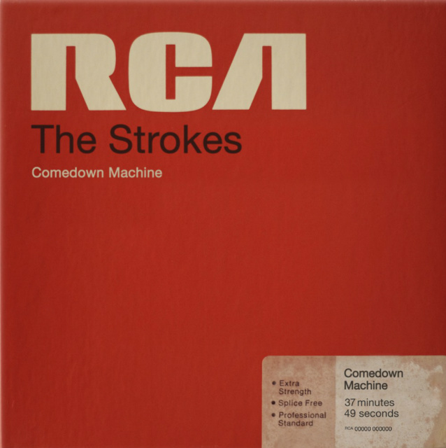 The Strokes Comedown Machine reviewed