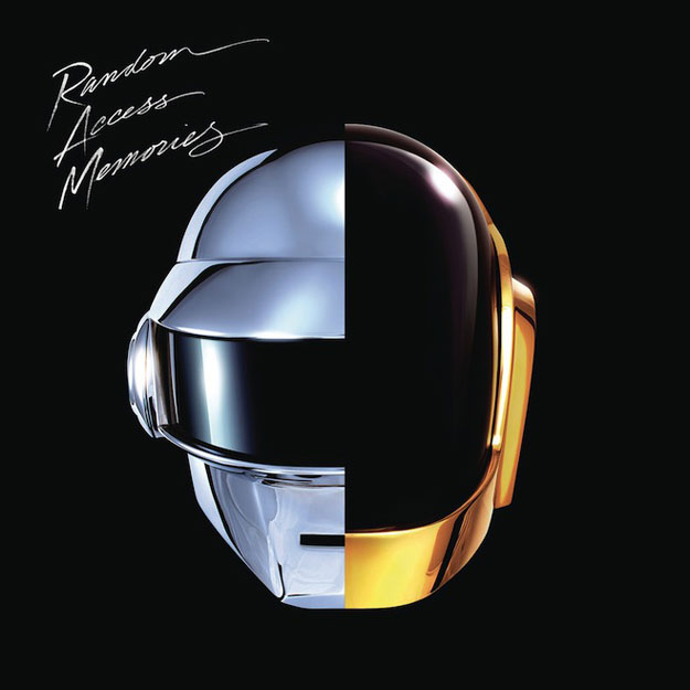daft punk random access memories cover Daft Punks Random Access Memories reviewed
