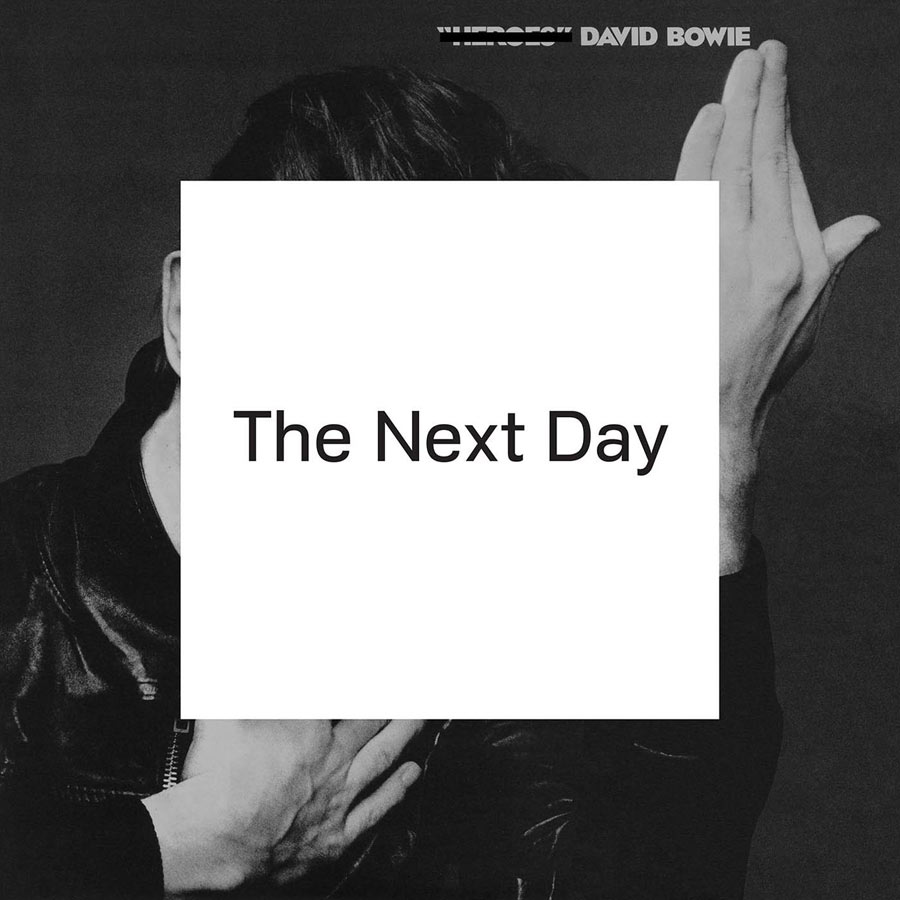David Bowie The Next Day Albums of 2013 Cougar Microbes Top Albums of 2013: David Bowie   The Next Day