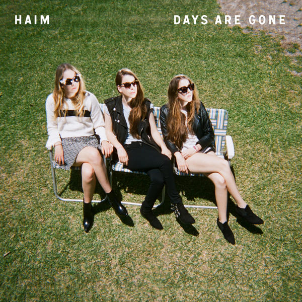 Cougar Microbes Albums of 2013: Haim   Days Are Gone