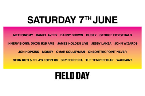 field day 2014 metronomy Field Day 2014 Reviewed